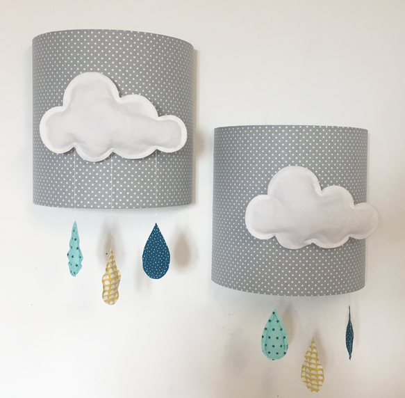 Applique Murale nuage - Copie